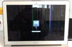 MacBook Air 13 With Lines on Screen