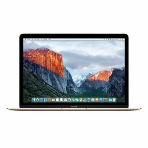 12 inch MacBook Retina Laptop