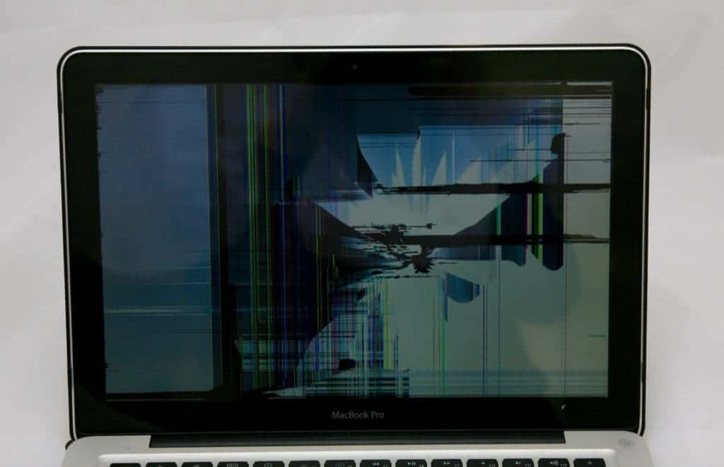 13in MacBook Pro A1278 with damaged LCD but good glass