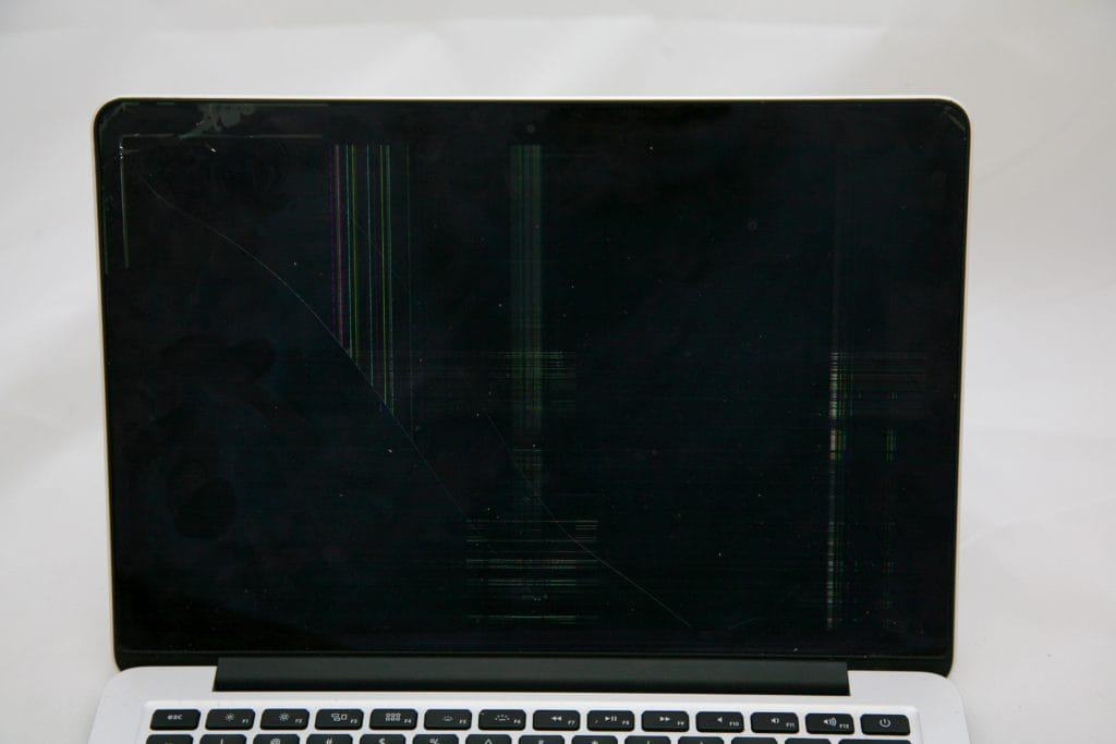 Newer Model 13in MacBook Pro in need of cracked screen repair