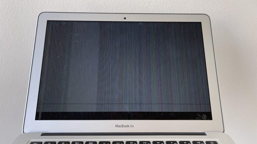 MacBook Air Screen Repair Completed